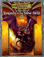 Tyrants of the Nine Hells | www dndarchive com